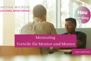 Mentoring-Definition und Vorteile