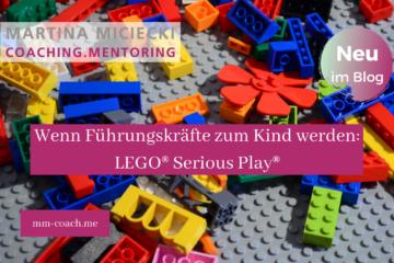 Wenn Führungskräfte zum Kind werden: LEGO