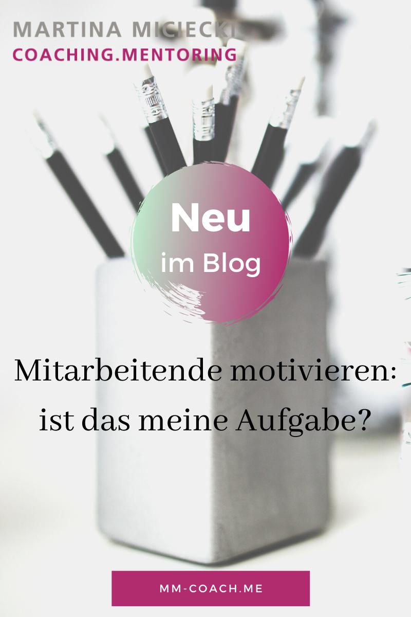 Blog-Mitarbeitende motivieren