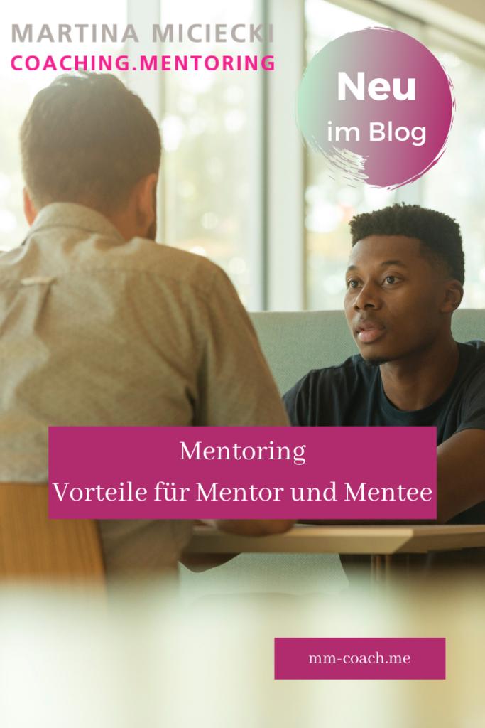 Mentoring - Definition und Vorteile